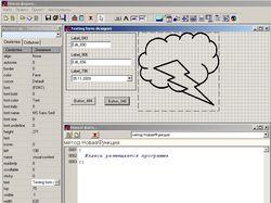 OBL Designer (быстрая разработка приложений)