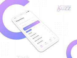 Kuzz   Магазин автозапчастей- Разработка UI/Ux