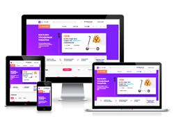 Магазин трендовых товаров на OpenCart 2.3