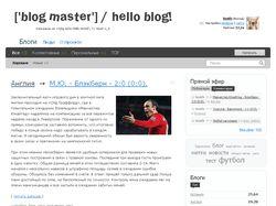 Мастерская Блогов