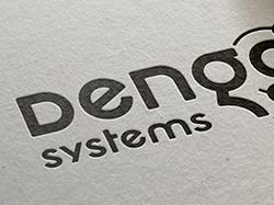 Логотип для IT компании Dengo systems