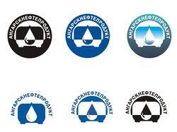Логотип для компании АнгарскНефтеПродукт