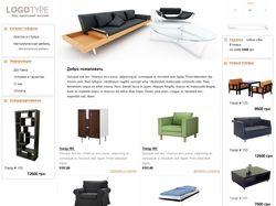 Logotype - мебельный магазин