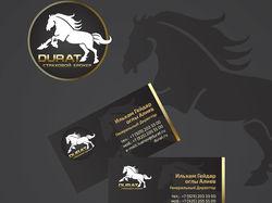 Лого и визитка Страховой Брокер