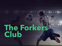 Разработка сайта The Forkers Club