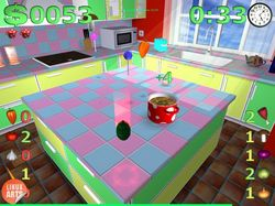 3D игра Суп