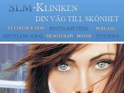 """Плакат для фирмы """"SLM-Kliniken"""""""