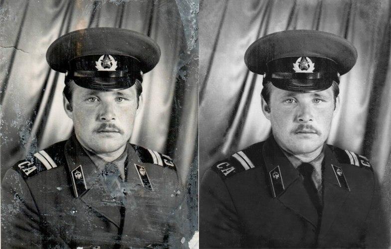 распространённое восстановление старых фото в рязани данной разновидности лагмана