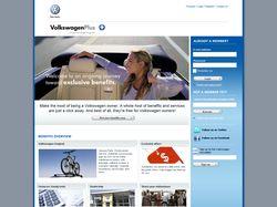 Сайт владельцев Вольксвагена в Канаде