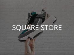SQUARE store