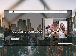 Adidas Urban 2020