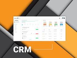 Редизайн для CRM