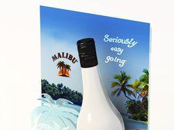 Подставка для бутылки Malibu