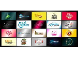 Логотипы и этикетки