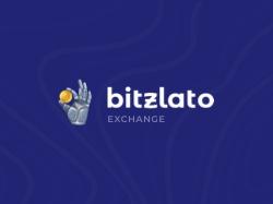 Дизайн приложения биржы криптовалют - Bitzlato