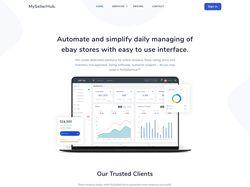 SaaS приложение для для продаж на Ebay