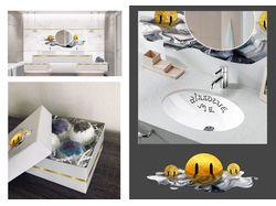 Дизайн продукции «Dissolve me»