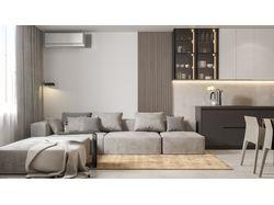 Квартира современный стиль
