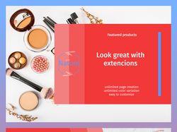 Cosmetics Presentation