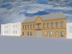 Создание сложных архитектурных фасадов
