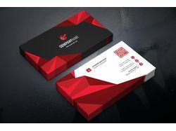 Разработка логотипов, визиток
