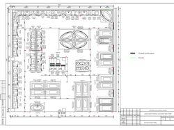 Планы торговых\производственных помещений