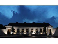 Реновация фасада исторического здания Кишинев.