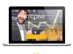 Главная страница сайта BITCONE