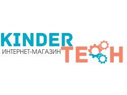 "Логотип интеренет-магазина ""KinderTech.ru"""