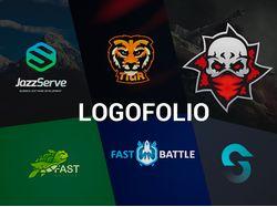 LogoFolio - Вкусняшки от Сашки