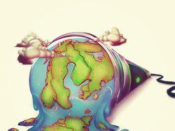 Аватар для канала об экологии