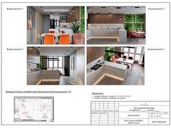 Дизайн-проект вашей квартиры, перепланировка