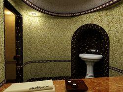 Визуал Турецкой бани (хамам)