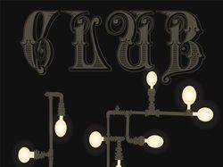 Логотип лофт бара