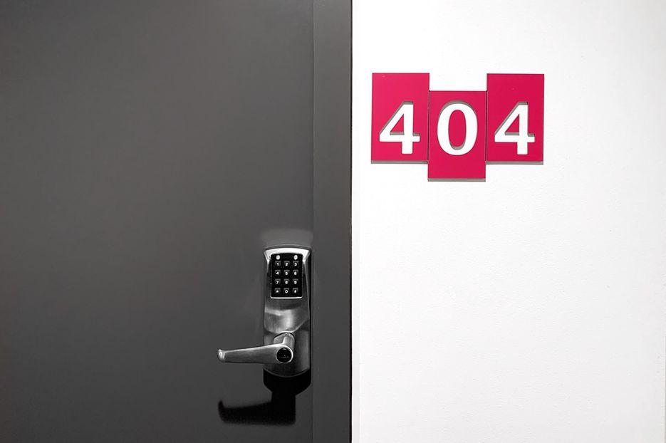 404: спасаем ситуацию профессионально и креативно