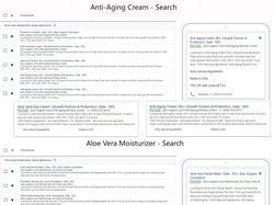epic-organic.com // Google Adwords // Англоязычный