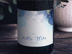 Дизайн для винной продукции