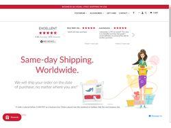 Добавление товаров в интернет-магазин (Shopify).