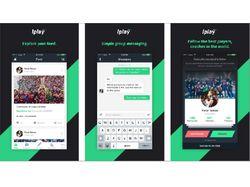 IPLAY - Спортивная Социальная Сеть