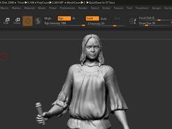 Работа для 3D печати