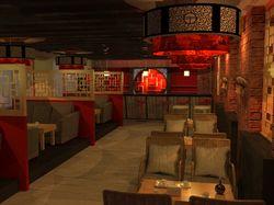 Вечернее кафе в Китайском стиле