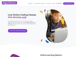 Сайт на DIVI шаблоне