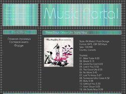 Music Portal by RezZeR
