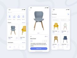 Концепт приложения онлайн-магазина