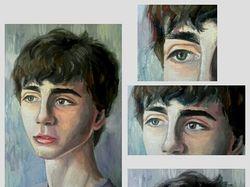 Живопись, портрет