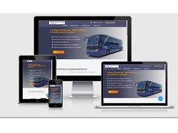 Сайт аренды автобусов