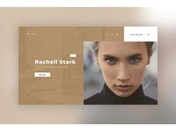 Landing Page of Web-designer