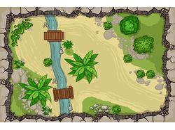 Дизайн для мобильной игры