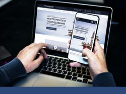 Корпоративный сайт ООО НПФ Технология