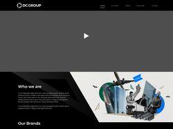 Верстка сайта под Wordpress.  HTML/CSS/JQUERY